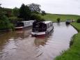 Shropshire Union Canal nei pressi di Beeston