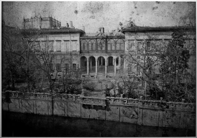 Palazzo Visconti di Modrone sul Naviglio