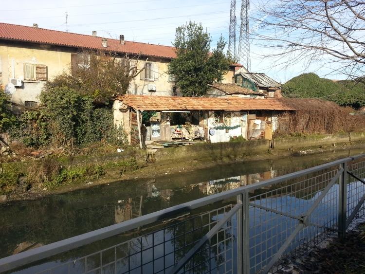 Milano, via Idro - 6-01-2014