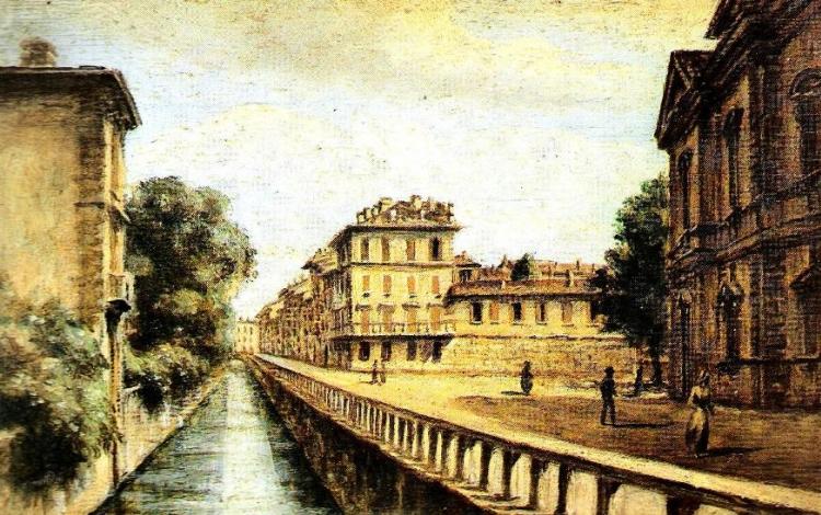 Ignoto, Via Senato, collezione privata