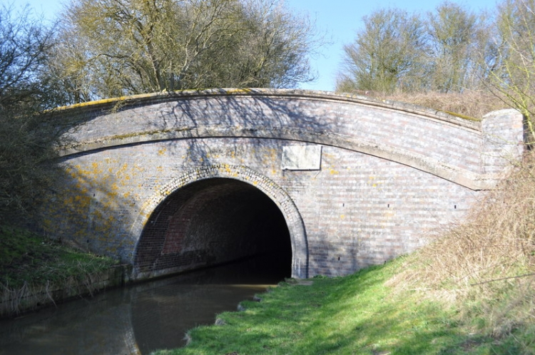 Grand Union Canal - Saddington Tunnel