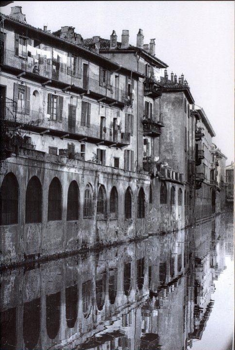 Milano, via Molino delle Armi