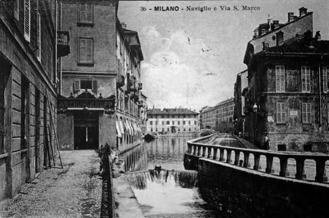 Il Laghetto di San Marco