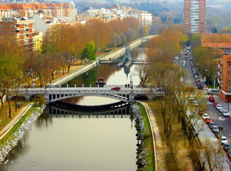 Rio Manzanarre