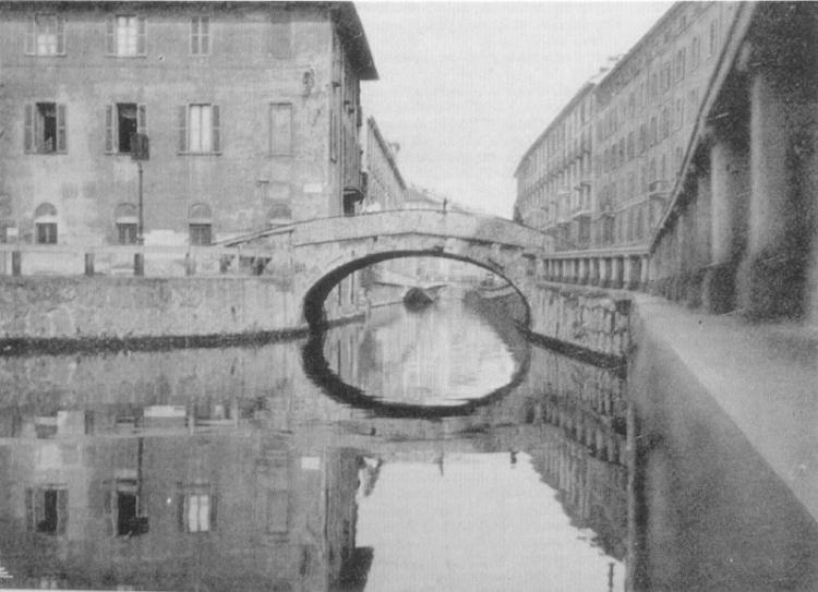Darsena di San Marco, ponte dei Medici