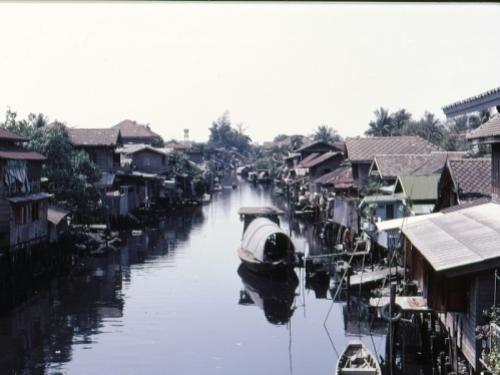 Canali a Bangkok