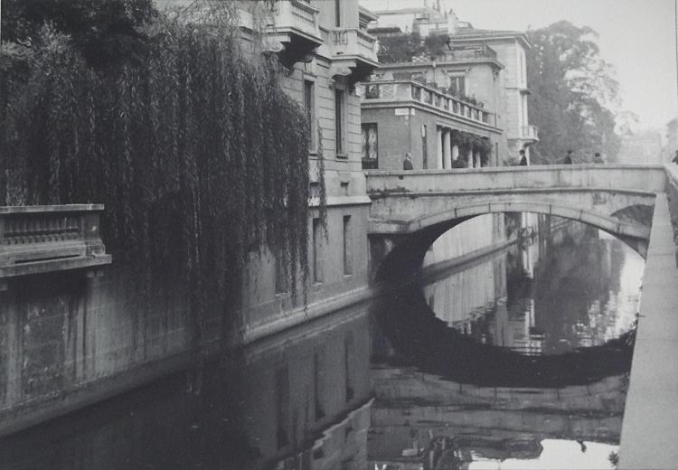 Il ponte di Sant'Andrea in via Senato
