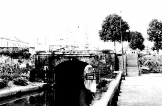 Naviglio di San Marco
