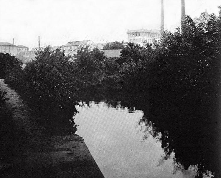 L'isola Brera e la fabbrica della Borletti di via Costanza