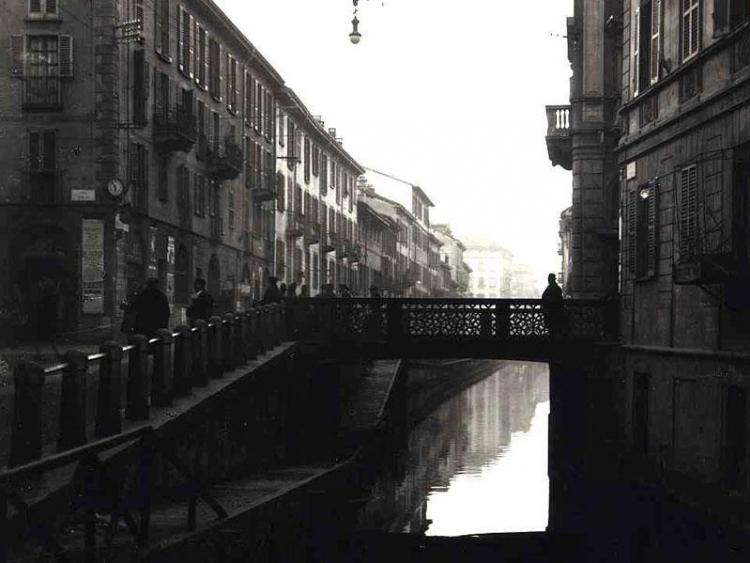 Milano, Corso Italia