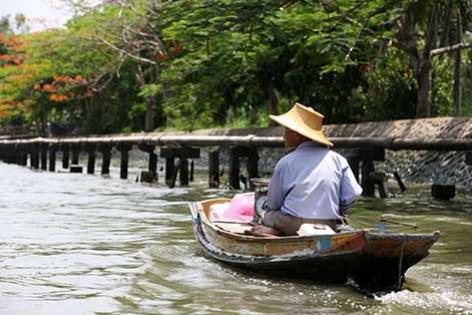 Canali di Bangkok