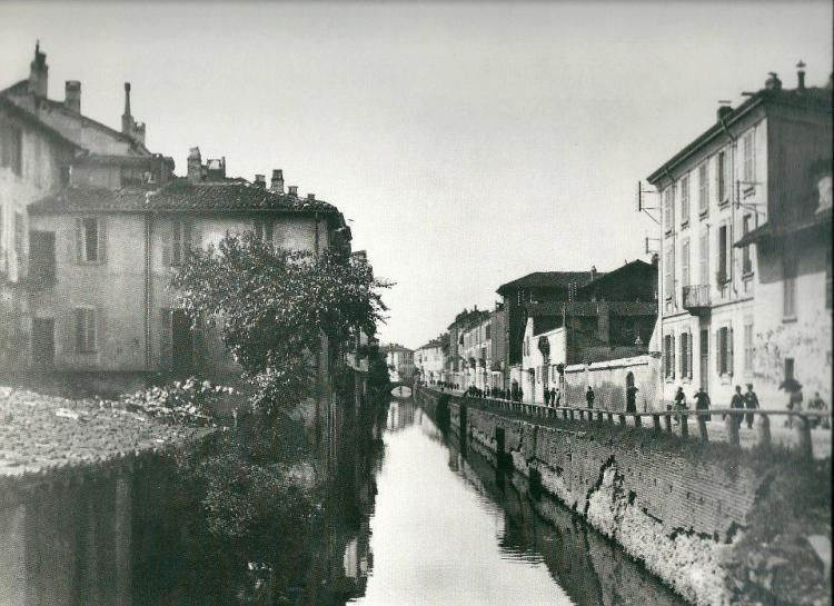 Porto di Mare, Milano