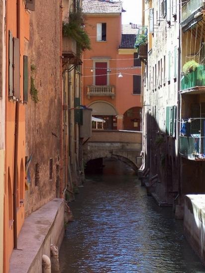 Bologna, il Navile