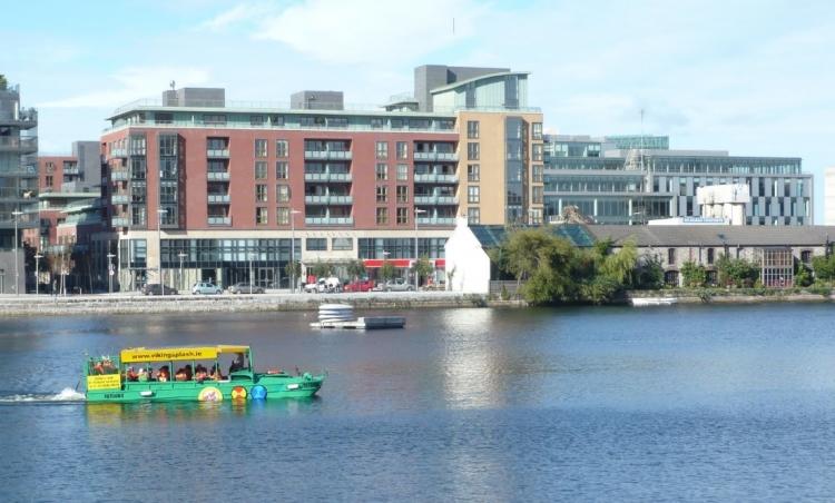 Grand Canal Dock - Dublino
