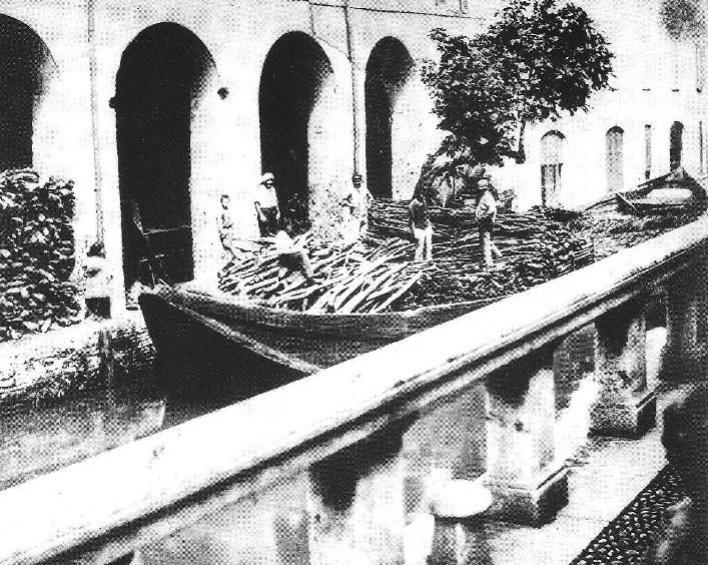Via Santa Sofia, 1915