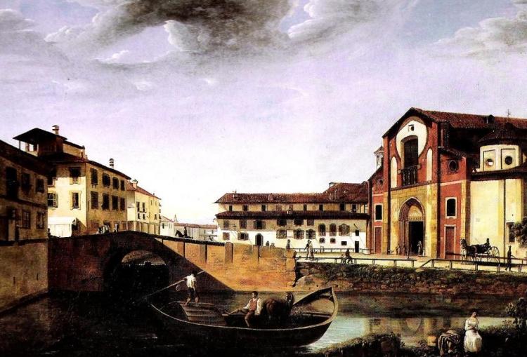 Ignoto, Il Tombone di San Marco, collezione privata