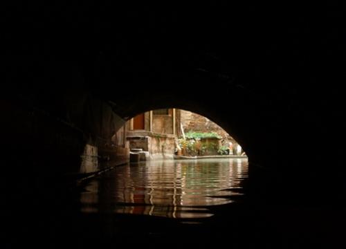 Canale delle Moline, via Capo di Lucca