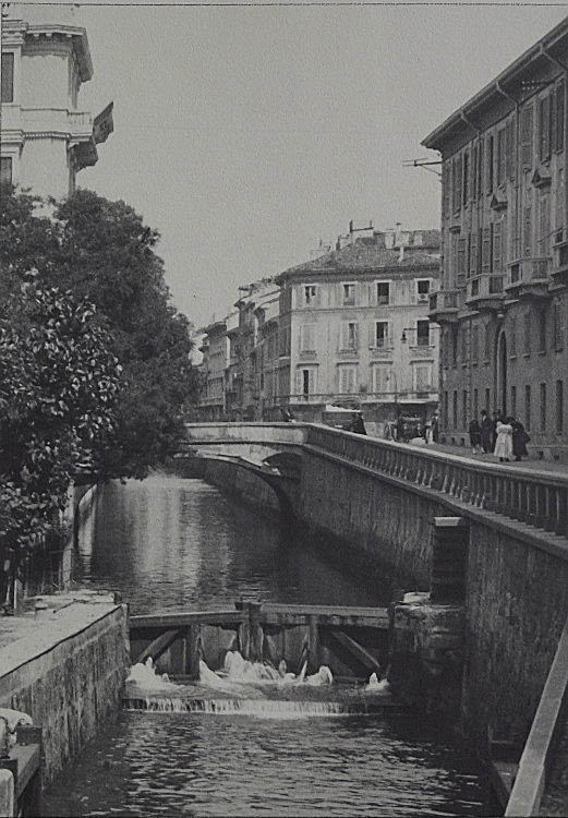Via Senato, ponte di Sant'Andrea