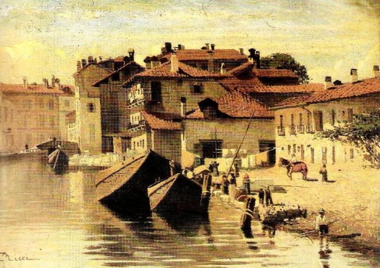 Guido Ricci, San Marco, collezione privata
