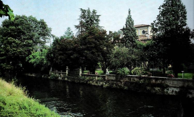 Villa Rey a Inzago